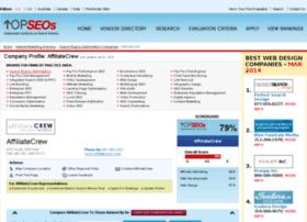 affiliatecrew.topseoscompanies.com