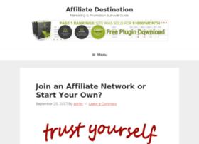 affiliatedestination.com