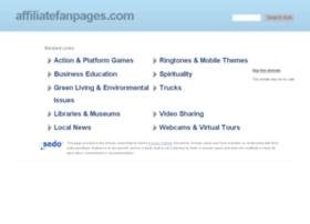 affiliatefanpages.com