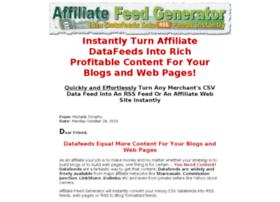 affiliatefeedgenerator.com