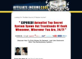 affiliateincomecode.com