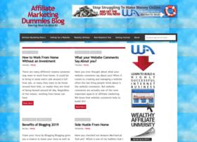 affiliatemarketingdummiesblog.info