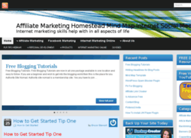 affiliatemarketinghomestead.com