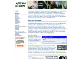 affiliateniches.com