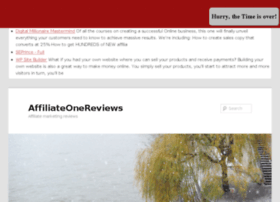 affiliateone.productmarketingreviews.com