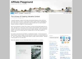 affiliateplayground.net