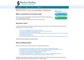 affiliates.barefoothealing.com.au