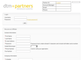 affiliates.dtmpartners.com