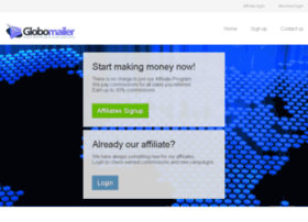 affiliates.globomailer.com