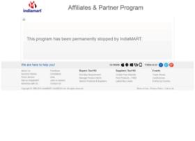 affiliates.indiamart.com