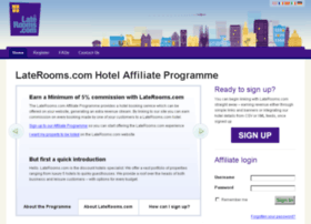 affiliates.laterooms.com
