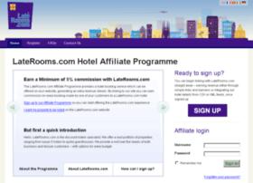 affiliates.laterooms.com