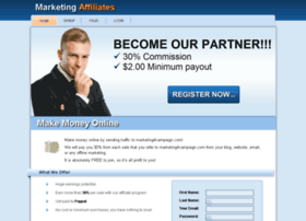 affiliates.marketing4campaign.com