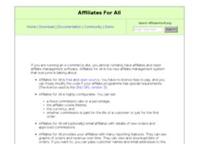 affiliatesforall.org