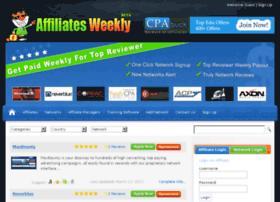 affiliatesweekly.com