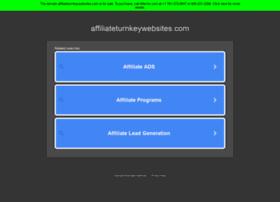 affiliateturnkeywebsites.com