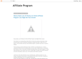 affiliation-program.blogspot.com