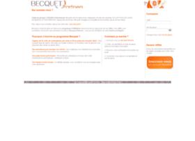 affiliation.becquet.fr