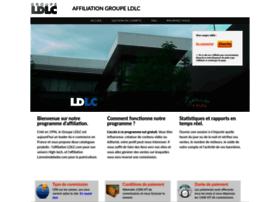 affiliation.groupe-ldlc.com
