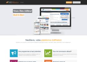 affiliation.neo-devis.com