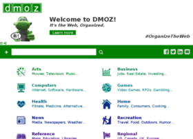 affiliations.dmoz.org