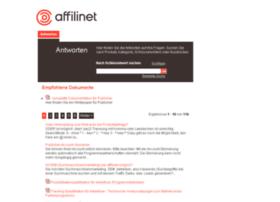 affilinet.custhelp.com