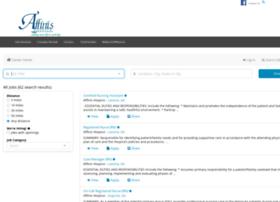 affinishospice.vikus.net