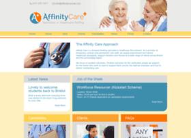 affinitycareuk.com