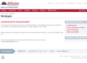 affinityfcu.mortgagewebcenter.com
