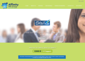 affinityhrgroup.com