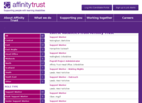 affinitytrust.ourvacancies.co.uk