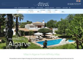 affinityvillas.com