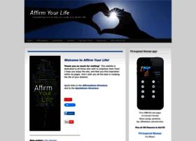 affirmyourlife.blogspot.co.uk