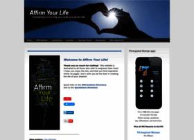 affirmyourlife.blogspot.com
