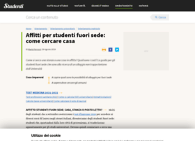 affittistudenti.studenti.it