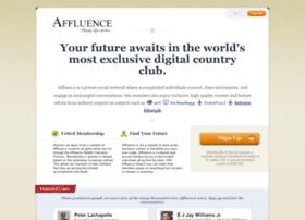 affluence.org