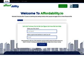 affordability.io