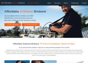 affordableantennasbrisbane.com.au
