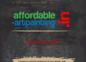 affordableartpaintingin.hostgator.co.in