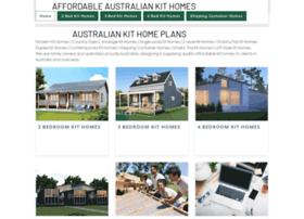 affordableaustraliankithomes.com.au