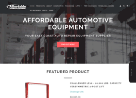 affordableautomotiveequip.net
