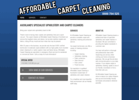 affordablecarpetcleaning.co.nz