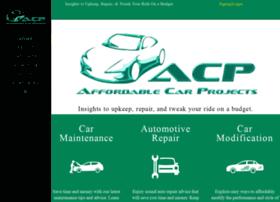 affordablecarprojects.com