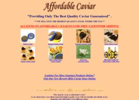 affordablecaviar.com