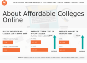 affordablecollegescommunity.org