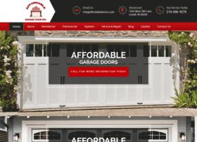 affordabledoorinc.com