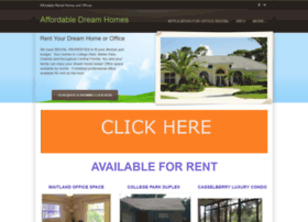 affordabledreamhomes.com