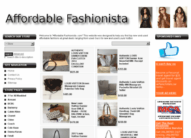 affordablefashionista.com
