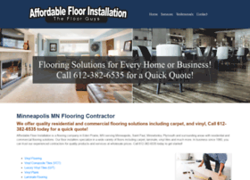 affordablefloorinstallation.com