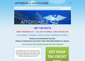 affordablehealthcare2014.weebly.com